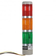 Skoda LED Bulb Steady Tower Rod Series STP5-24VDC RYG