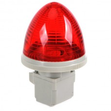 Skoda Miniature Signal Light Steady / Flashing Light S-TX 220V Blue