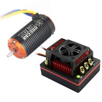 Toro 8 X150 150A ESC + Toro X 2560KV/6T/6P Brushless Motor Set for 1/8 Car