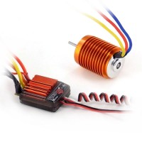 Toro Micro M25 25A ESC + Micro Toro 4300KV/14T/4P Brushless Motor Set  for 1/18 Car