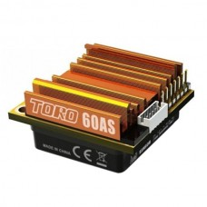 Toro 10 S60 60A ESC 1/10 for Sensored or Sensorless Brushless Motor