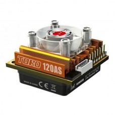 Toro 10 S60 120A ESC 1/10 for Sensored or Sensorless Brushless Motor
