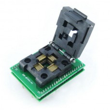 QFP44 to DPI44 Programmer Adapter Test Socket- A