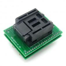 TQFP44 PQFP44 QFP44 to DPI44 Programmer Adapter Test Socket -B