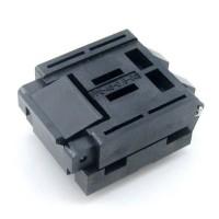FPQ-48-0.5-06 QFP48 Enplas IC MCU Test Socket Programmer Adapter