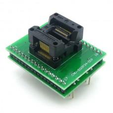 SSOP28 TSSOP28 to DIP28 Programmer Adapter Test Socket IC Socket Type B