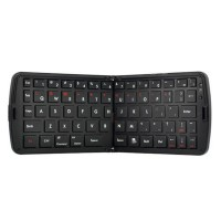 Wireless Blutooth Folding Keyboard Qwerty Keyboard for iphone ipad