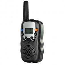 Headsets Walkie Talkie 2 Two Way Radio Security Safety SKI