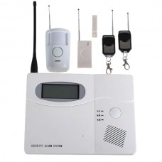 Intelligent PSTN Home Security Alarm System Burglar System - KH8868