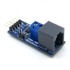 RS485 Board 5V MAX485 RS485 to UART Transceiver Converter Board Module