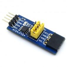 FM24CXX FRAM Board Module MCU FM24C I2C Female FRAM Memory Storage Board Tools