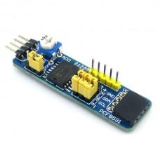 PCF8591 AD DA Board PCF8591 analog input-AD output-DA