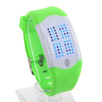 LED Touch Screen Waterproof Sports Watch Fashion Unisex Watch 9 Colors