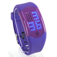 LED Touch Screen Waterproof Sports Watch Fashion Unisex Watch