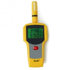High Precision Humidty and Temperature Meter AH8002 1% Temperature Resolution