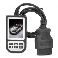 "C100 2.4"" LCD Auto Scan OBDII/EOBD Code Reader"