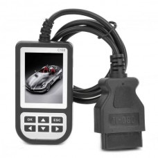 "C100 2.4"" LCD Auto Scan OBDII/EOBD Code Reader"