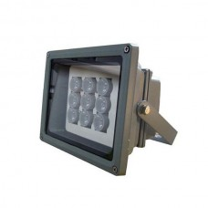 High Power F9-IR IR Illuminator 30 Degree 120M Infrared Ray Flashlight