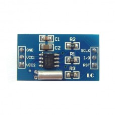DS1302 Trickle-Charge Timekeeping Mini Module Board Time Chip