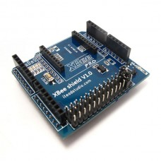 Enhanced XBee breakdout for Arduino - XBee Shield V1.0