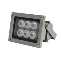 High Power F6 30 Degree 35M White Light Illuminator White Flashlight
