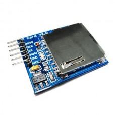 SD Read-write Memory Module SD Card V2.0 (RobotBase)