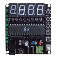 AT89S52 Singlechip Development Board Learning Board