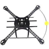 XAircraft DIY X4/X8 GF Glass Fiber Frame for Quadcopter Multicopter Flight