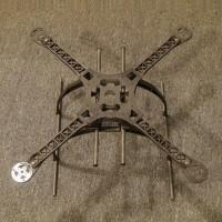 XAircraft DIY X8 CF Frame Special Kit Combo w/ Motor ESC Propeller x8