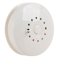 Standard Photoelectric Smoke and Heat Alarm Security Alarm