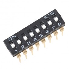 IC chip Analog Switch 8 Digital 2.54mm DIP Switch