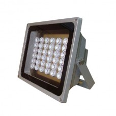 F42-45-A-W Illuminator 45 Degree 130M White Light Illuminator