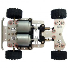 Smart Car Chassis Tracking Tracing Robot Car Body  with TCRT5000 Sensor