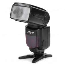 Genuine Triopo TR-980C TTL Flash Speedlite with Diffuser for Canon 600D / 60D / 5D Mark II (4 x AA)