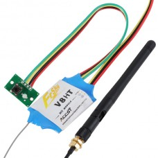 FrSky V8HT 2.4G DIY Hack RF Module Upgrade for PPM Transmitter
