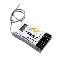 FrSky V8R7 V8R7-HV 7 Channel Receiver Hi-voltage Standard RX
