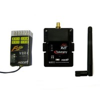 FrSky DJT V8R4 Tx/Rx 2.4G 2-WAY Combo 4 for JR