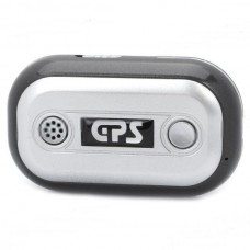 Mini GSM / GPS Personal Position Tracker - Silver