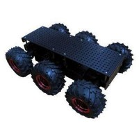 Dagu Wild Thumper 6WD All-Terrain Chassis  Drive Chassis 75:1