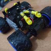 Voice Control Robot CarSmart Car with 61 Development Board Support USB Download