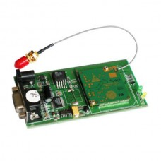 EM310 MG323 MC323 GSM GPRS CDMA TCP/IP Module MCU RS232 Serial Development Board