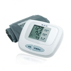 Upper Arm Style Digital Automatic Blood Pressure Monitor BP101A