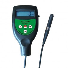 Probes Measure Varnish Layer Plastic Copper Zinc Coating Thickness Gauge Meter Tester CC4013