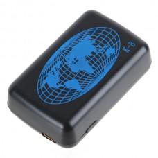 K-8 Tracker GPS/GSM Locator Voice Recorder