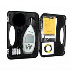 AR844 Sound Noise Level Meter Decibel Meter with Software and USB Cable