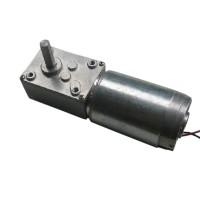 GW4468 24V 17rpm Worm Gear Motor Micro DC Motor High-torque 50kg.cm