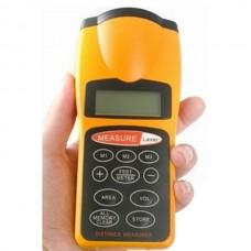 SuperTough CP3007 - Contractor-grade Ultrasonic Distance Laser Measure
