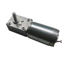 GW4468 12V 9rpm Worm Gear Motor Micro DC Motor High-torque 46kg.cm
