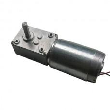GW4468 24V 6rpm Worm Gear Motor Micro DC Motor High-torque 48kg.cm