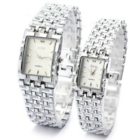Waterproof Lover Watch Eyki Watch Fashionable Couple Quartz Watch Pair 1960